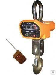 Весы крановые электронные кв-20 т-5