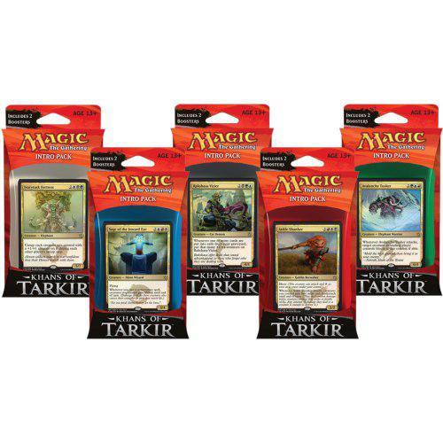 МТГ(АНГЛ): Драконы Таркира (Dragons of Tarkir): Начальный набор