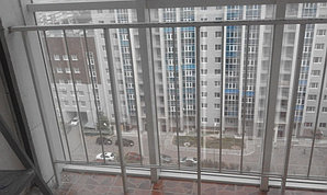 Ремонт лоджии по адресу ул. Момышулы 12 1