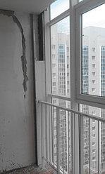 Ремонт лоджии по адресу ул. Момышулы 12 11