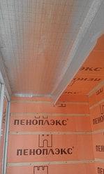 Ремонт лоджии по адресу ул. Момышулы 12 16