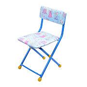 Складной детский стул с мягким сиденьем, Ника СТУ1