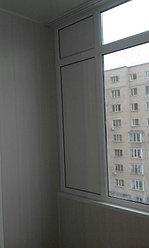 Обшивка балкона декоративной панелью по ул. Павлова 20 9
