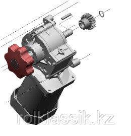 Мотор-редуктор для шлагбаума