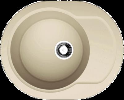 Кухонная мойка OMOIKIRI MANMARU 62  (620 х 500 мм) MA марципан