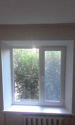 Установка пластиковых откосов. Идеальный вариант для Вашего окна. 23