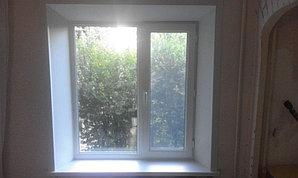 Установка пластиковых откосов. Идеальный вариант для Вашего окна. 24