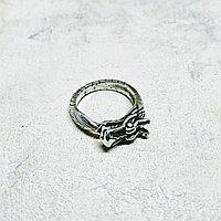 Кольцо Дракон, серебро 925