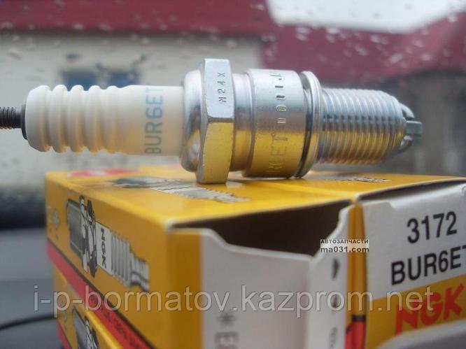 Свечи зажигания NGK BUR6ET (5067)