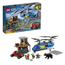 Lego City Погоня в горах 60173