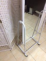 Зеркало напольное с колёсиками, фото 3