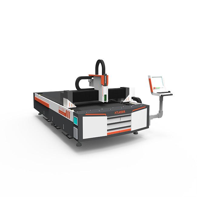Оборудование волоконной лазерной резки открытого типа с обменным столом XTC-FE1530(S/H)