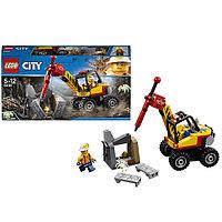 Lego City 60185 Трактор для горных работ