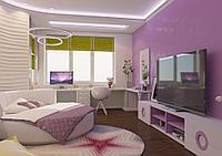 Дизайн интерьеров спальных комнат