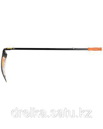 Коса ручная - серпан 39808, Зайка, с металлическим черенком, 96,5 см , фото 2
