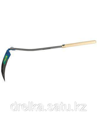 Коса ручная - Серпан 39811, Чик, с металлическим черенком, 81 см , фото 2