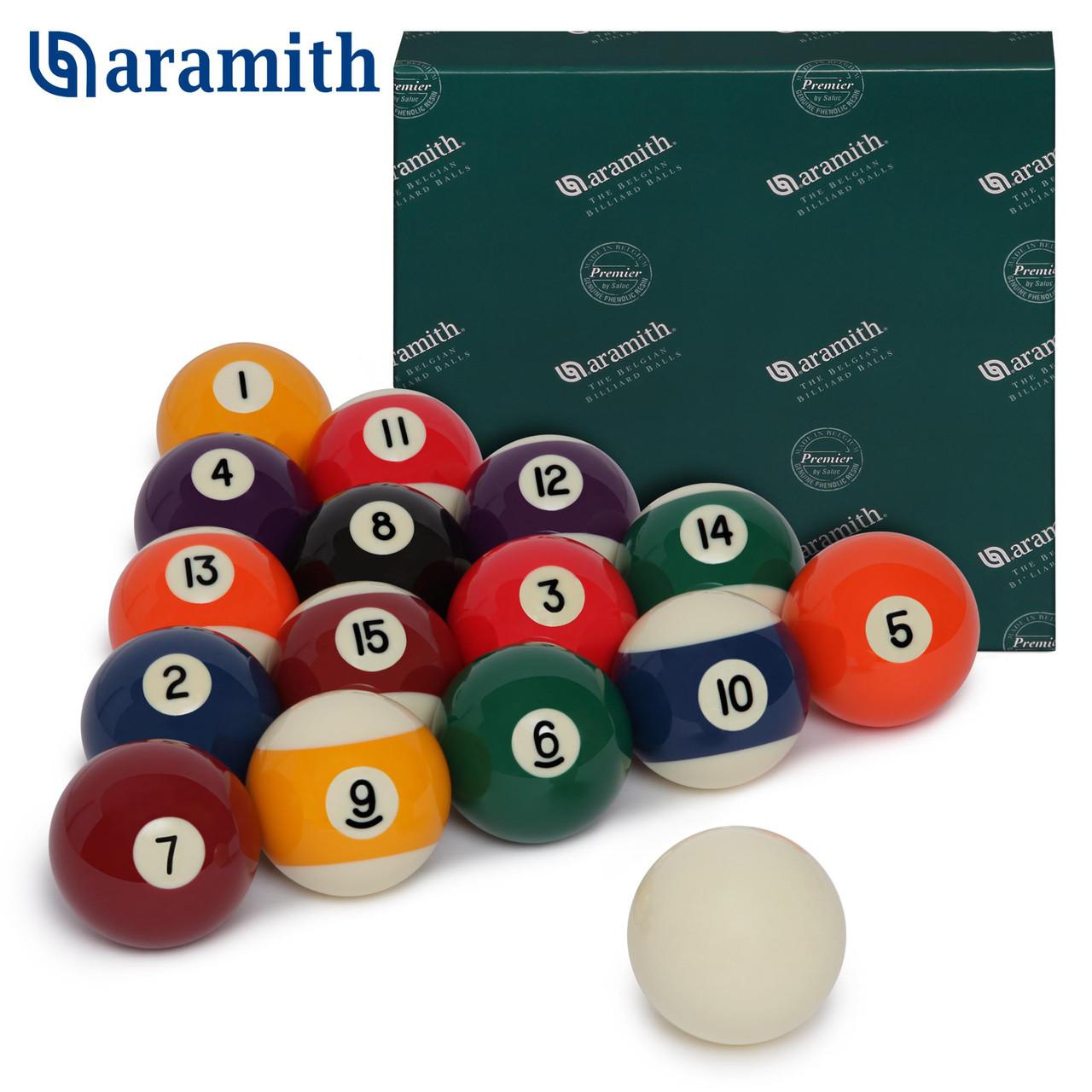 Шары для бильярда Aramith Premier Pool Ø57,2 мм