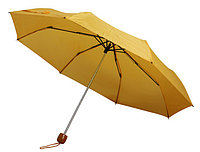 Зонт складной ручной  Желтый