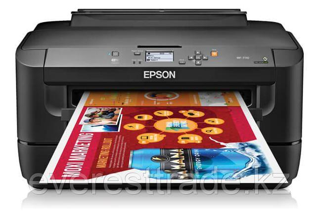 Принтер Epson WorkForce WF-7110DTW A3, фото 2
