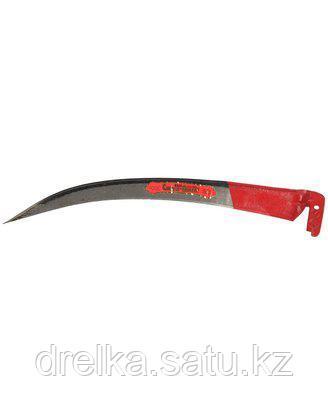 Коса ручная 39825-6, Сайга-люкс, отбитая, заточенная №6, 60 см