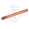 EZETEK Стержень заземления омедненный 14 мм х 1.5 м
