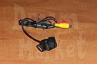 Камера заднего вида T12, цветная, пластик, с разметкой, универсальная, фото 1