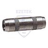 EZETEK Муфта соединительная 16 мм, оцинк.