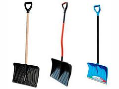 Лопаты снеговые