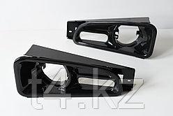Рамка для туманки в силовой бампер - IRONMAN 4X4