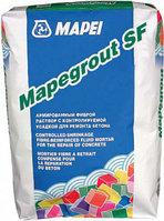 MAPEGROUT SF высокотекучий быстротвердеющий состав, содержащий полимерную и стальную латунизированную фибру