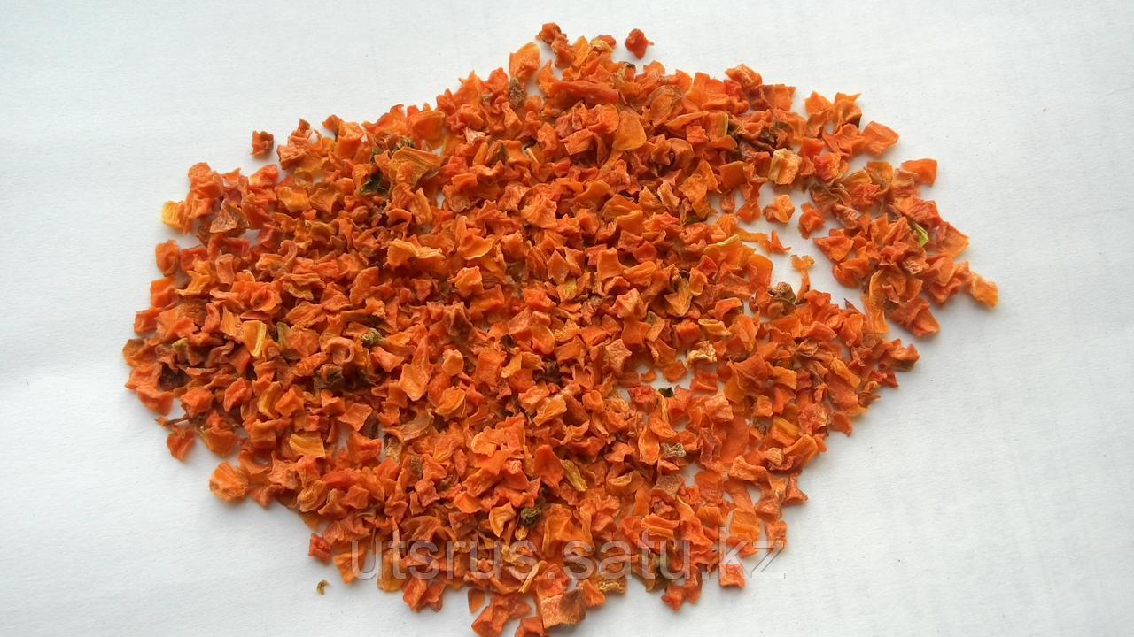 Морковь сушенная - фото 2