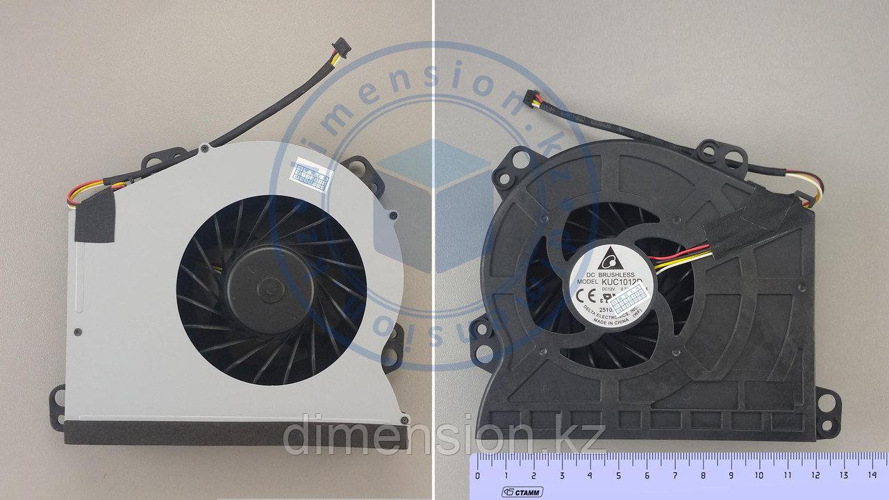 Кулер, вентилятор KUC1012D для моноблока HP Pro 3420 Aio PC