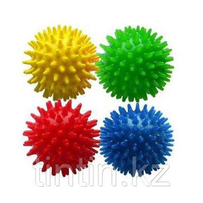 Массажный игольчатый мяч (с шипами), 6 см, фото 2