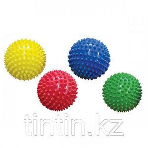 Массажный игольчатый мяч (с шипами), 9см