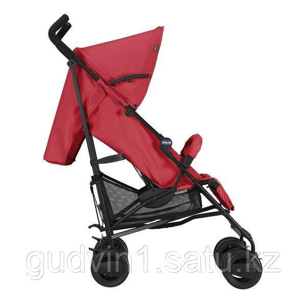 Chicco: Прогулочная коляска London Red Passion красн. 903734
