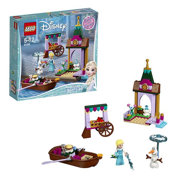 Lego Принцессы Дисней 41155 Приключения Эльзы на рынке