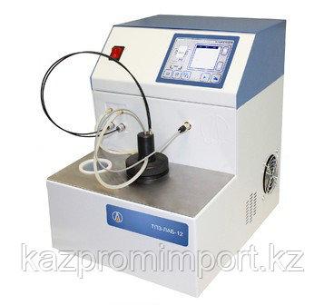 ТПЗ-ЛАБ-12 Автоматический аппарат экспресс анализа для определения температуры помутнения и застывания нефтепр