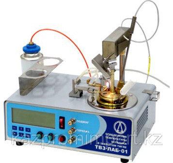 ТВЗ-ЛАБ-01 Аппарат для определения температуры вспышки в закрытом тигле
