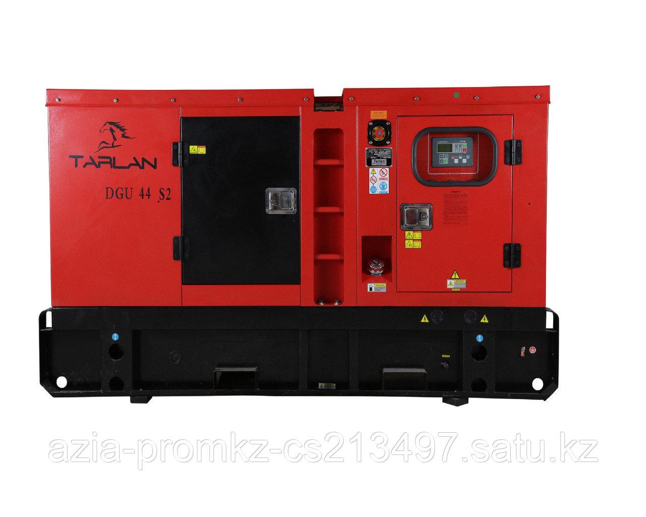 Дизельный генератор DGU 175S 128кВт