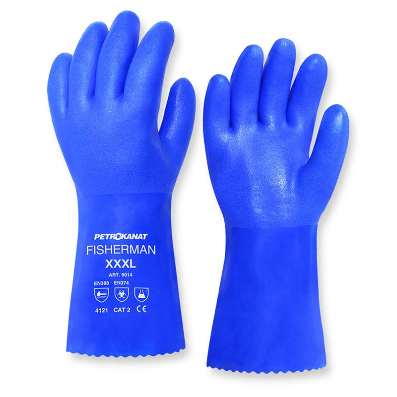 Перчатки для рыбалки Fisherman - фото 1