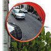 Сферическое  обзорное  дорожное выпуклое зеркало  600 мм