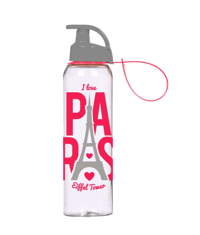 Бутылка city paris