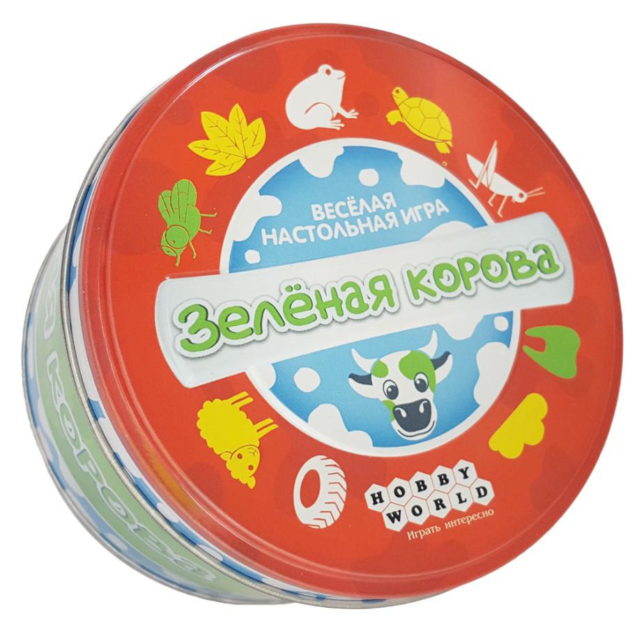 Настольная игра: Зеленая корова