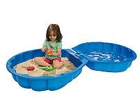 Песочница ракушка синяя Big Sand , фото 1