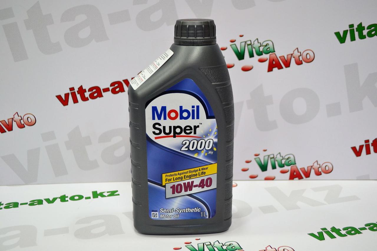 Mobil Super 2000 X1 10W-40