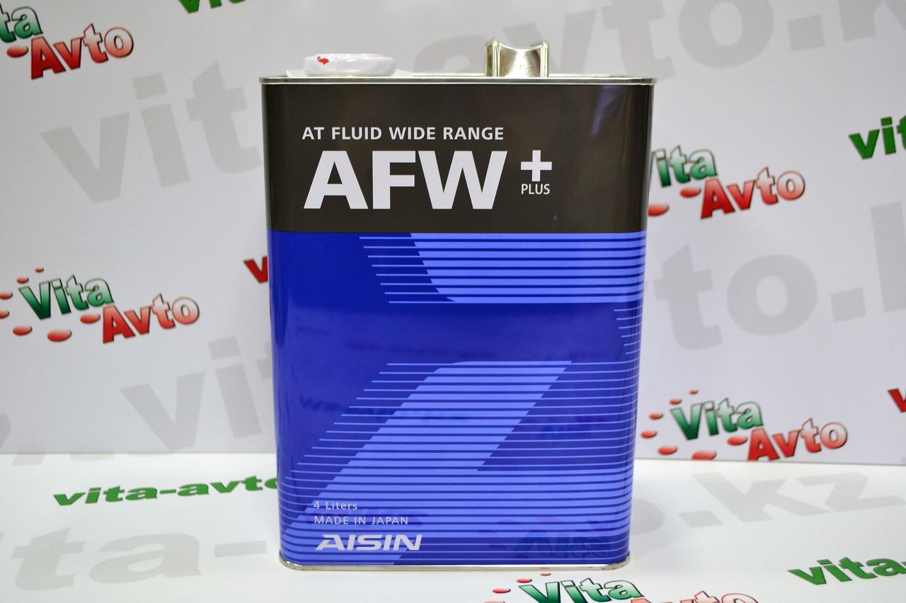 Универсальное трансмиссионное масло AISIN AFW+