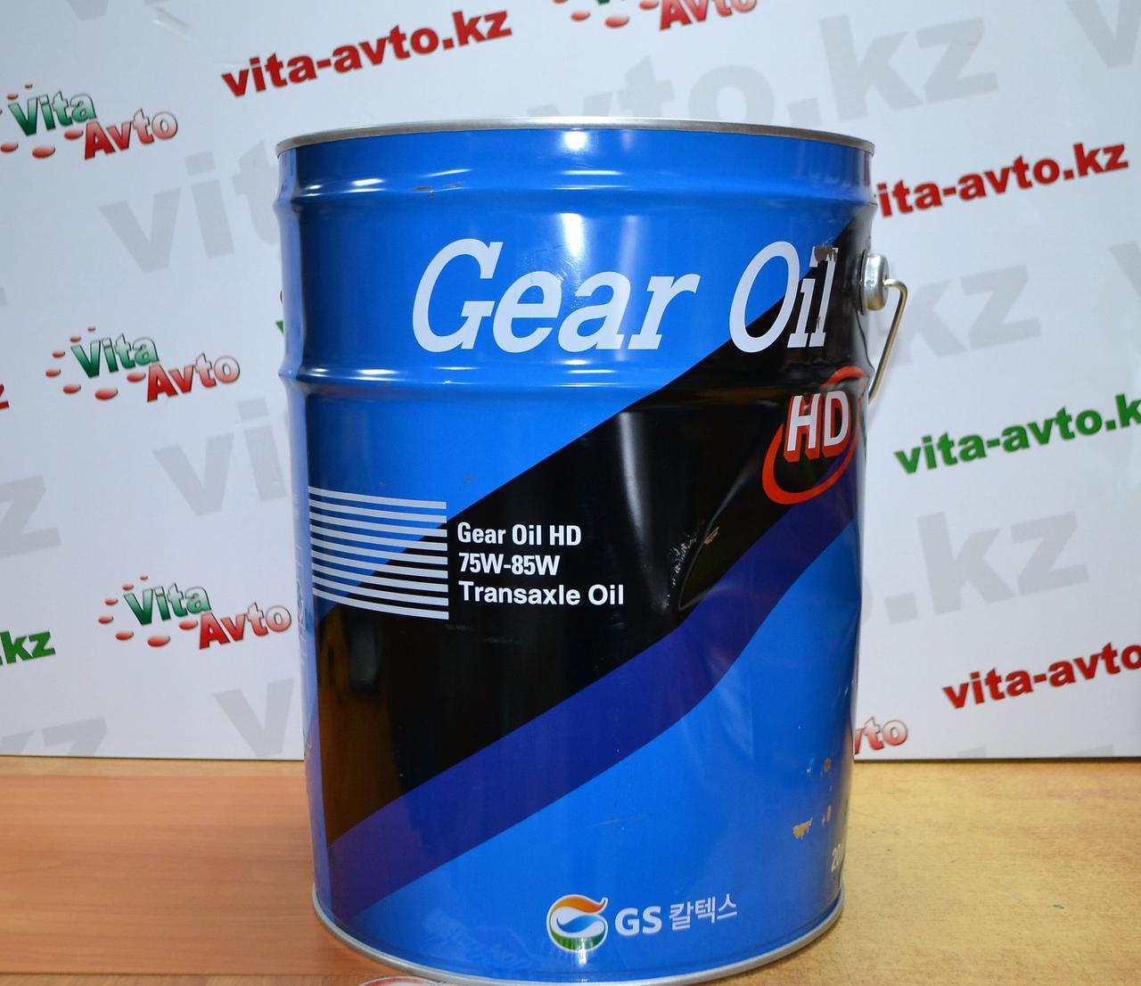 Высококачественное полусинтетическое трансмиссионное масло