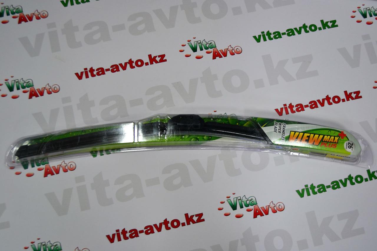 Щетка стеклоочистителя бескаркасная 650 мм