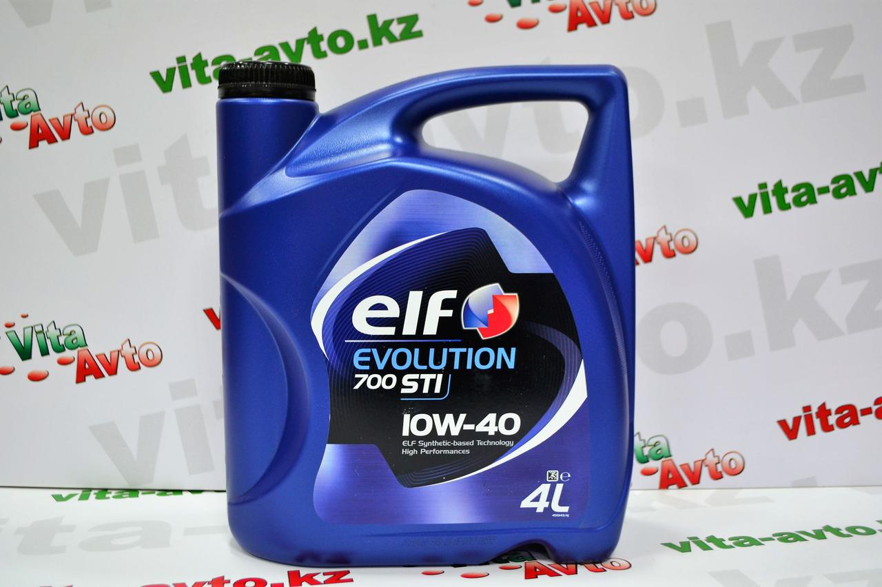 Моторное масло EVOLUTION 700 STI 10W-40 4л.