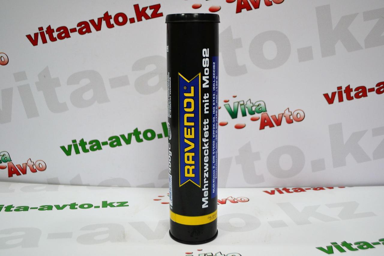 RAVENOL Mehrzweckfett mit MoS2 - автомобильная смазка на минеральной основе